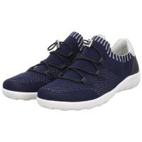 Slip-On-Sneaker Blau - Bild 1