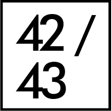 42/43