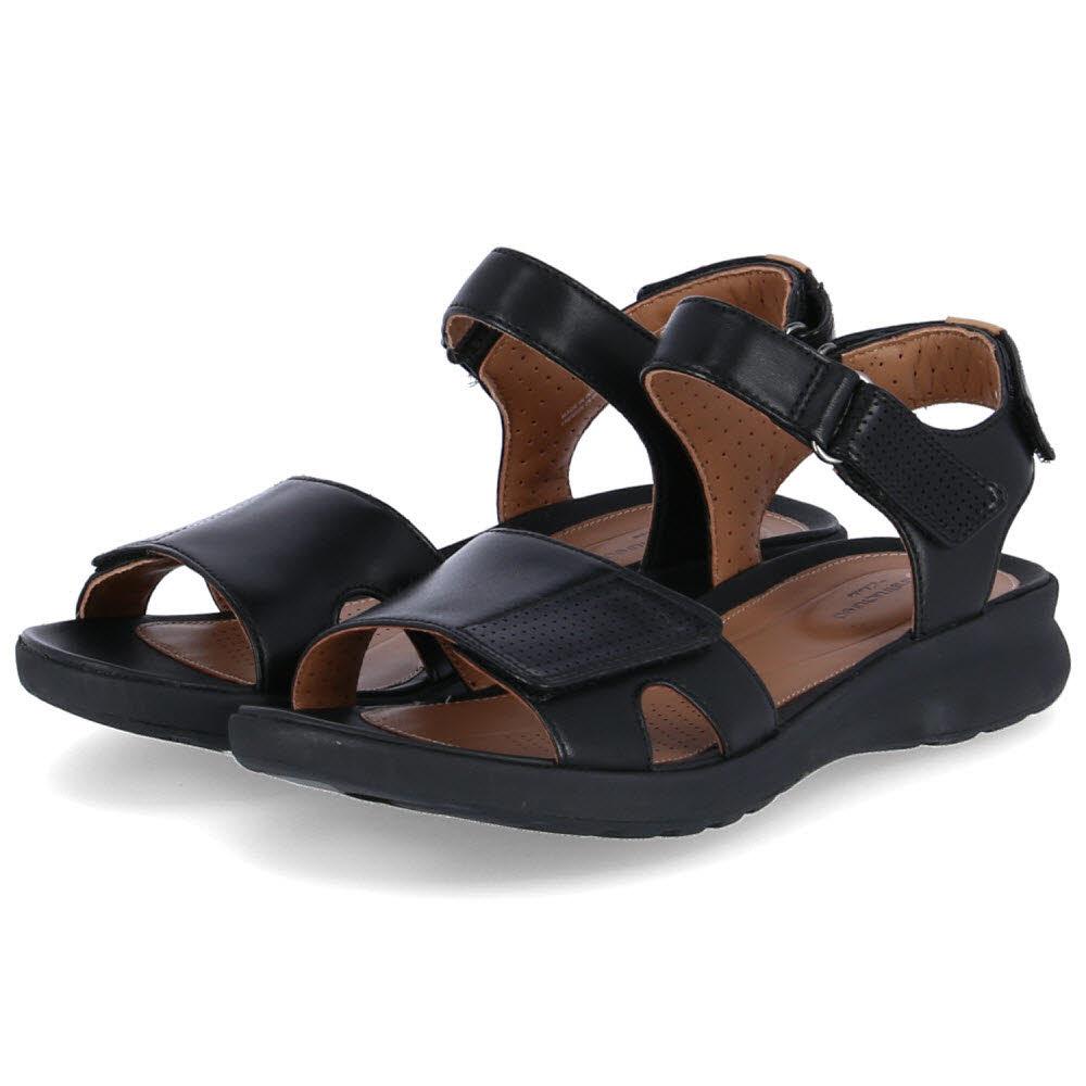 Clarks Klassische Sandalen schwarz SARLA CADENCE WOMENS
