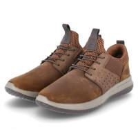 Sneaker DELSON AXTON Braun - Bild 1