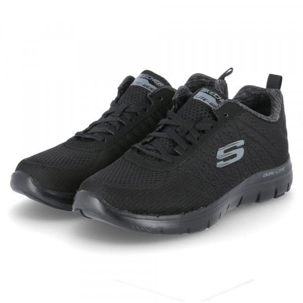 Sneaker FLEX ADVANTAGE 2.0 Schwarz - Bild 1