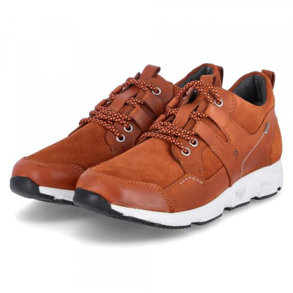 Sneaker Low NOAH 50 Orange - Bild 1