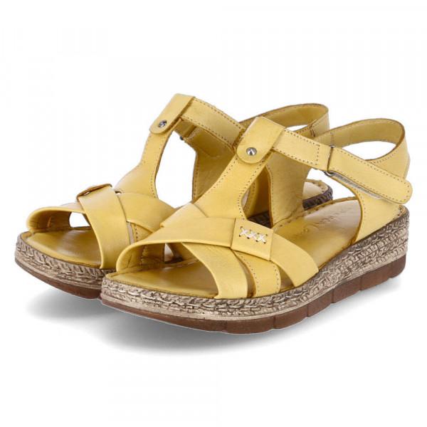 Sandalen Gelb - Bild 1