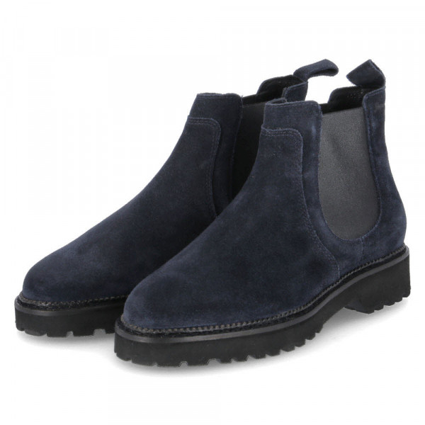 Chelsea Boots VELISCA Blau - Bild 1