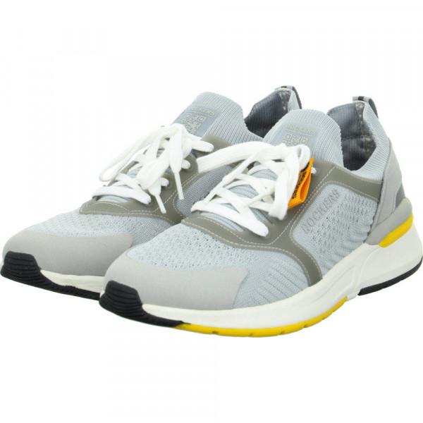 Slip-on-Sneaker Grau - Bild 1