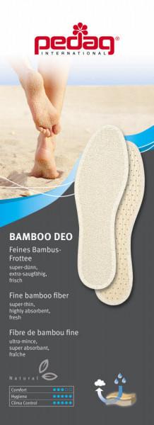 Bambus-Frottee Einlagen - Bild 1