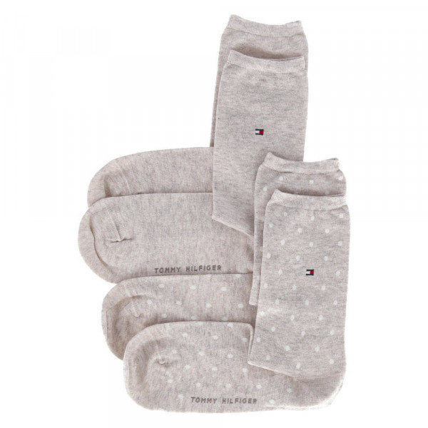 Socken Beige - Bild 1