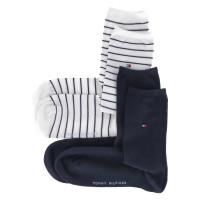 Socken Weiß