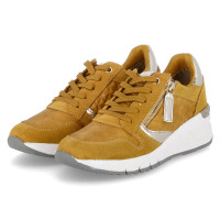 Sneaker Low Gelb