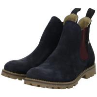 Chelsea Boots Blau