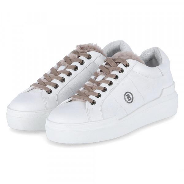 Sneaker Low HOLLYWOOD 3B Weiß - Bild 1