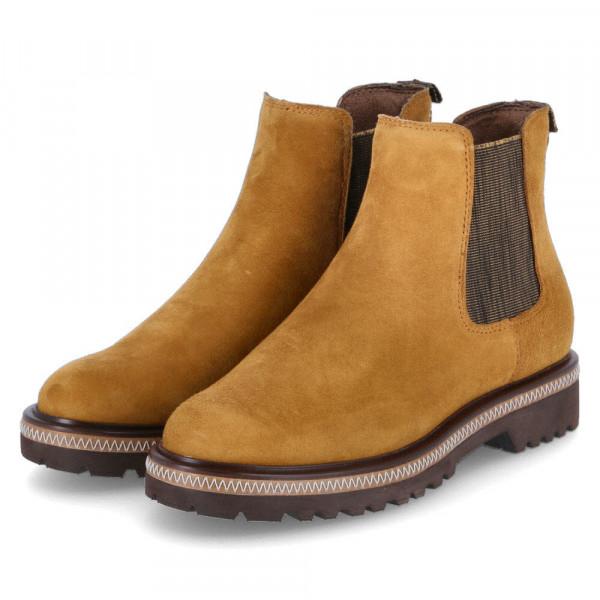 Chelsea Boots Gelb - Bild 1