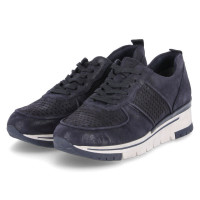 Sneaker Low Lila