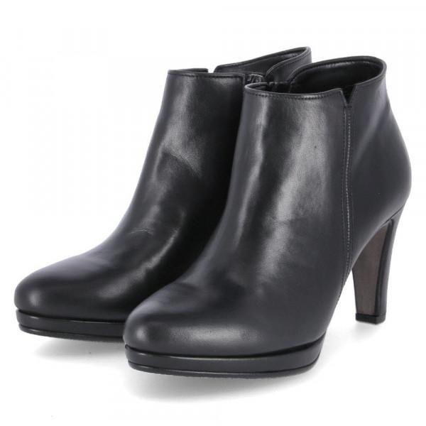 Ankle Boots Schwarz - Bild 1