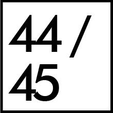 44/45