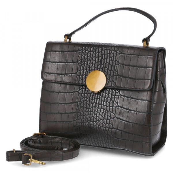 Handtasche BEATE Braun - Bild 1