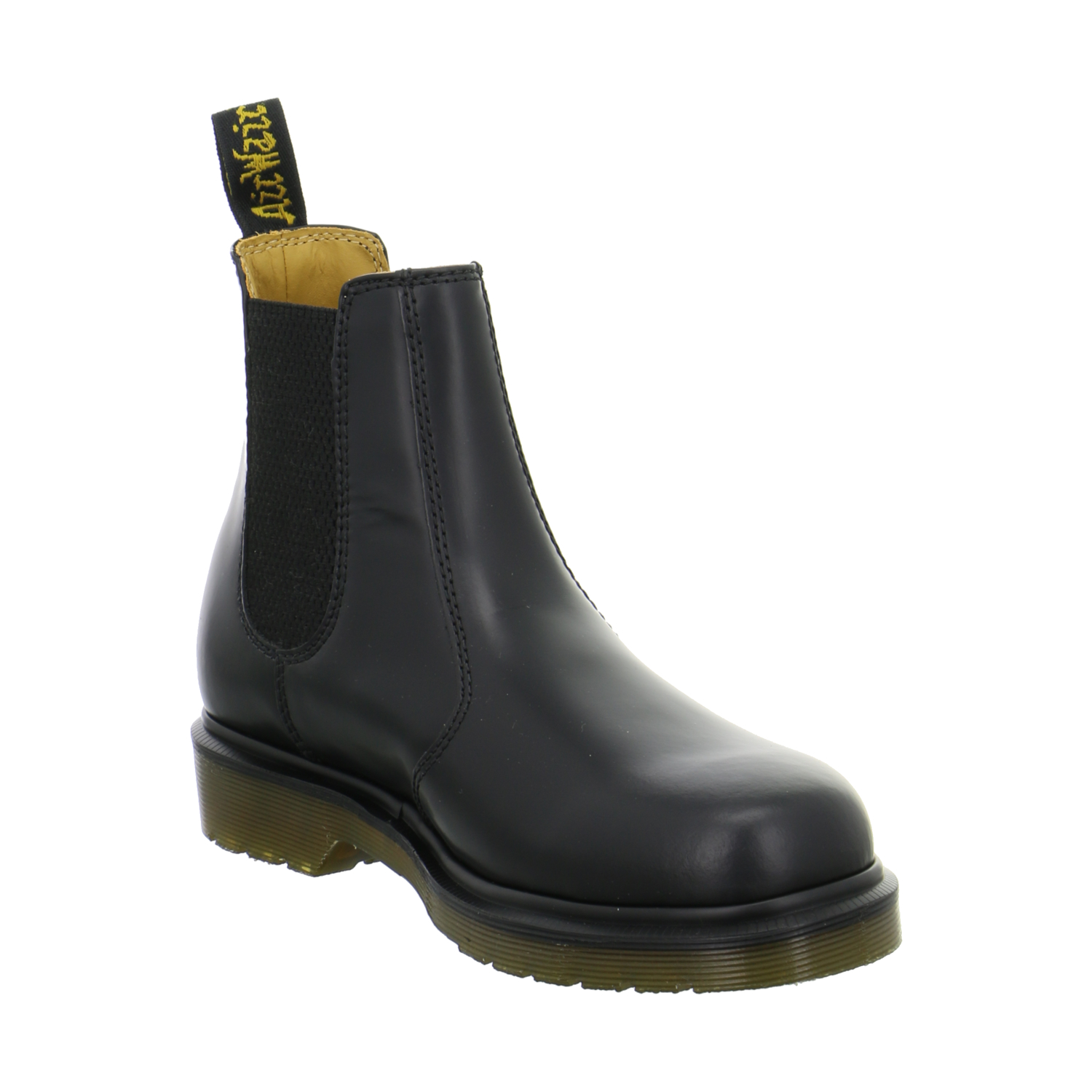 dr martens doc 2976 chelsea boot schwarz herren stiefel schuhe stiefelette ebay. Black Bedroom Furniture Sets. Home Design Ideas