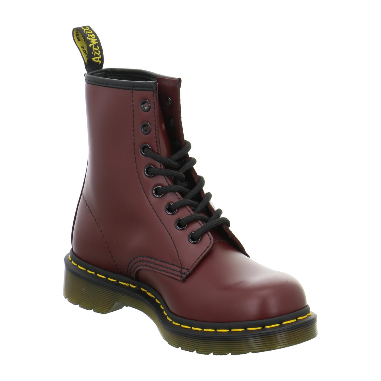 dr martens herren damen doc boots stiefel schuhe rot 8 loch ebay. Black Bedroom Furniture Sets. Home Design Ideas