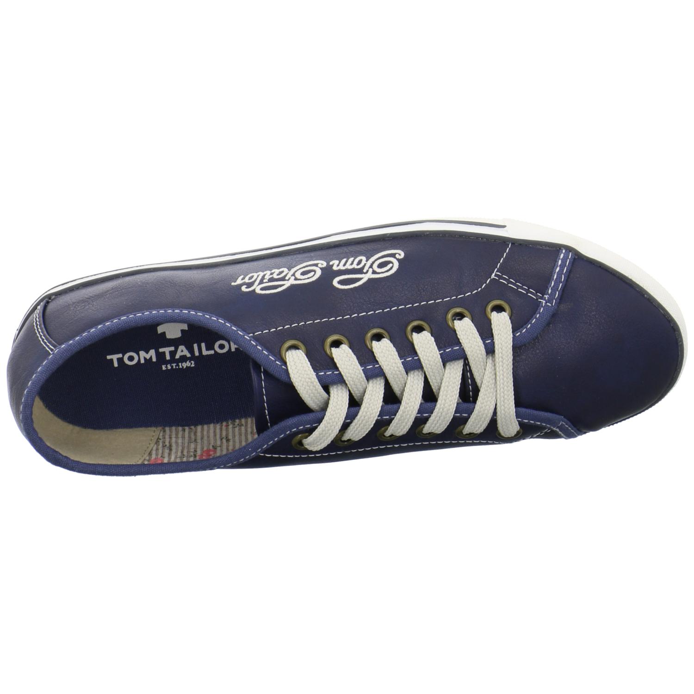 Tom Tailor | Damen Schuhe | Blau / Navy | Freizeit Halbschuhe Sneaker Turnschuhe