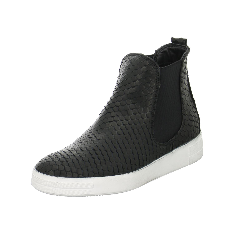 tamaris alyx damen stiefeletten boots leder schwarz 1 1. Black Bedroom Furniture Sets. Home Design Ideas