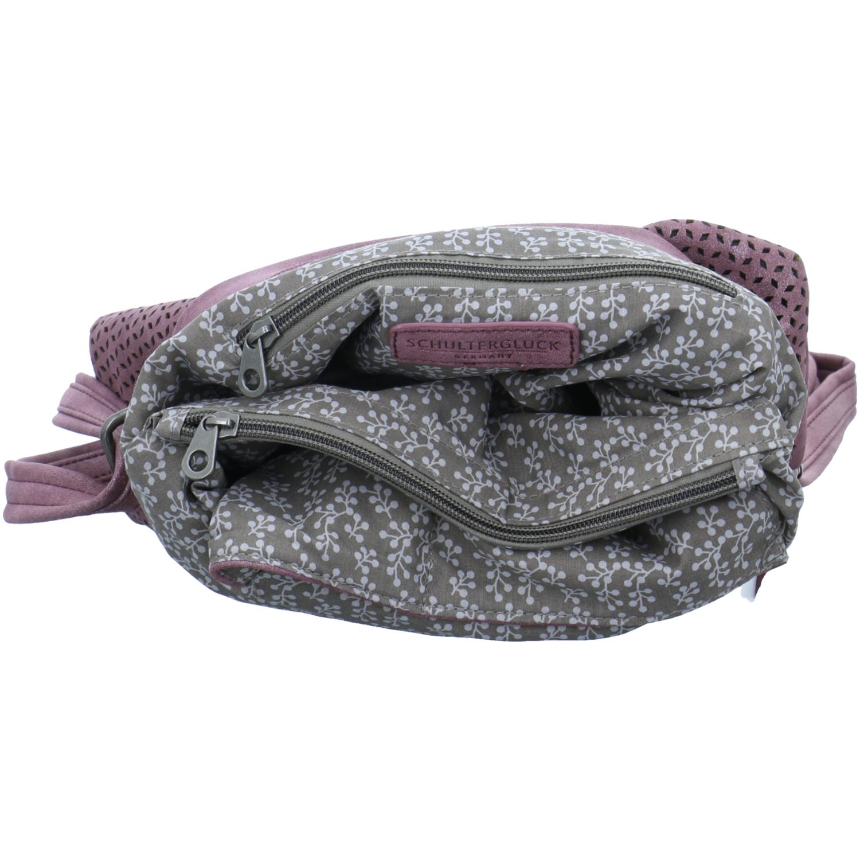 East Line Schulterglück Damen Taschen Sophie 3 Schultertaschen Bordeaux