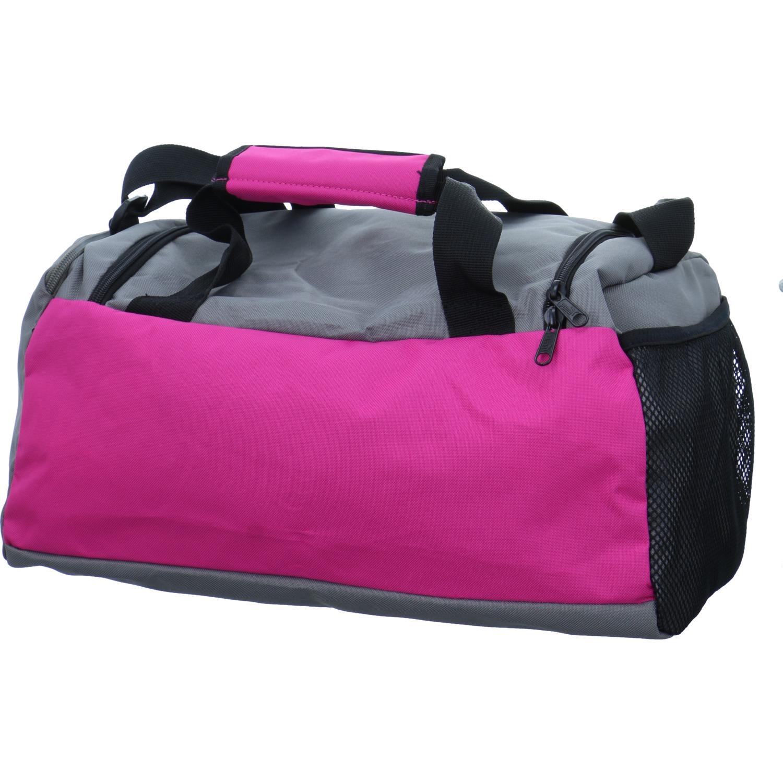 ae0a67bf3b512 Puma Damen Sporttasche Fundamentals Sports Bag XS Grau-Pink Textil 2 2 von  6 ...