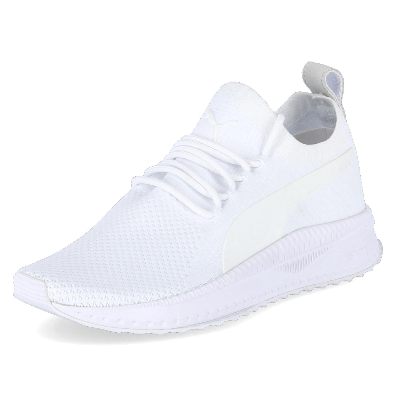 Puma Tsugi Apex evoKnit Herren Sneaker Weiß Textil