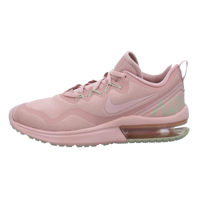 Nike Air Max Fury Damen Sneaker Rosé Sport Training Schnürer