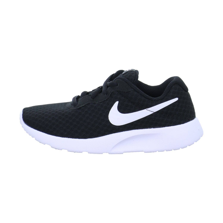 Nike Kinder Schuhe Sneaker Tanjun Schwarz Sport Freizeit Schnürer Training | eBay